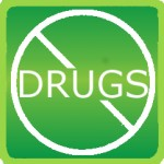 Illegal Drugs Icon