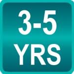 3-5 ans: Petite enfance