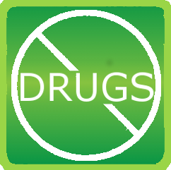 Illegal Drugs Icon 3